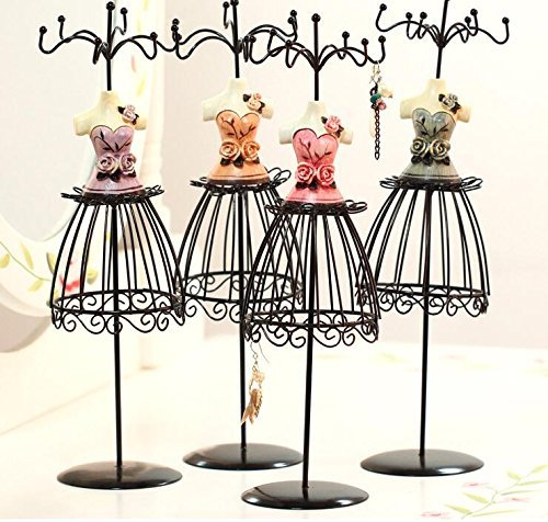 jewelry stand holder dress form - 3