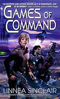 Games of Command: A Novel by [Sinclair, Linnea]