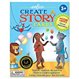 eeBoo Create and Tell Me A Story Cards, Circus Animal's Adventure