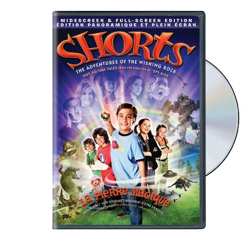 Shorts: The Adventures of the Wishing Rock (Widescreen/Full Screen)