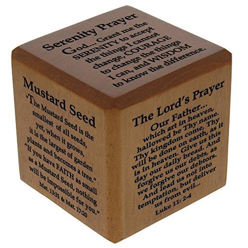 Popular Prayers Scripture Cube