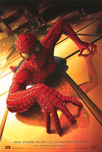 Spider-man  ~ Original 27x40 Double-sided UV  International