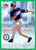 2004 Ultra Turn Back the Clock #2 Alex Rodriguez ARod 3000 Hit Club TEXAS RANGERS