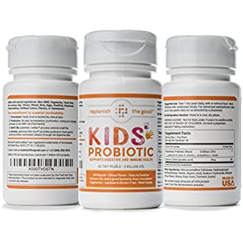 Amazon Com Florajen 4 Kids Probiotic Dietary Supplement
