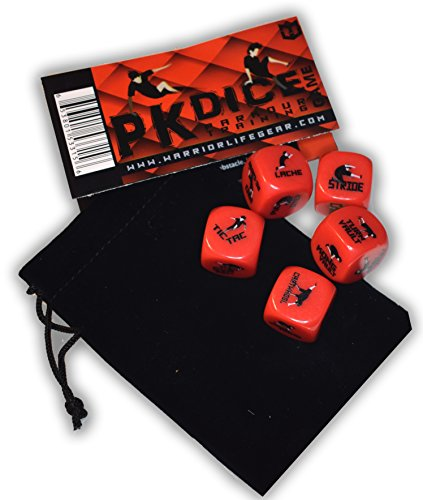 Of Dice Game Life (PK Dice - Parkour Training Dice Fitness Game - from Warrior Life Gear)