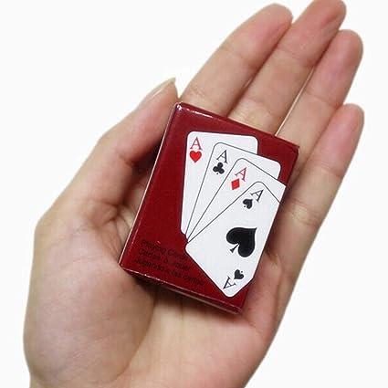 Amazon.com: xinzhi Home Decoration Poker Mini Poker Mini ...