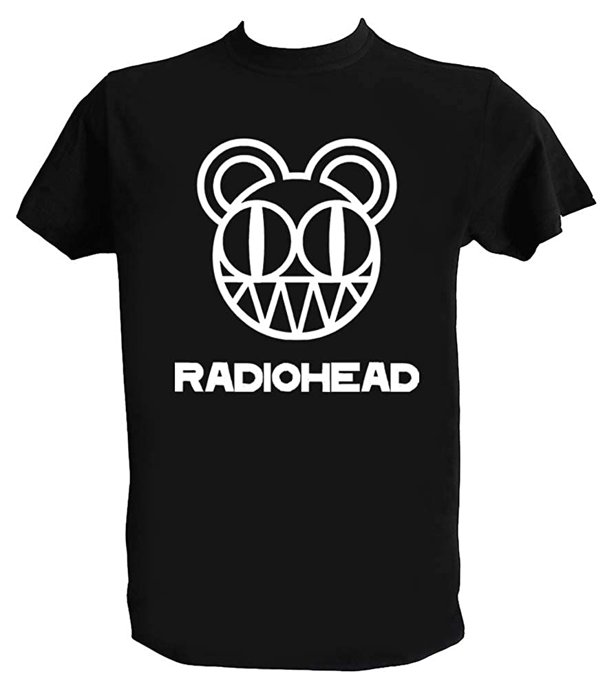 Ok Computer Generico T Shirt Radiohead Logo Music