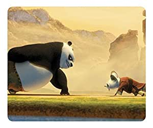 Creative Painting Custom Design Rectangle Mouse Pad Gaming Mousepad Kung Fu Panda 4 Rectangle Non-Slip Mousepad Water Resistent Oblong Gaming Mouse Pads by mcsharksby Maris's Diary