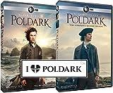 Masterpiece: Poldark Complete Seasons 1-2 DVD Set Plus Bonus Sticker