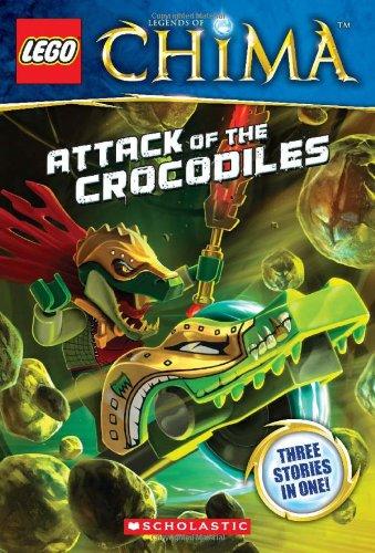 LEGO Legends Chima Crocodiles Chapter product image