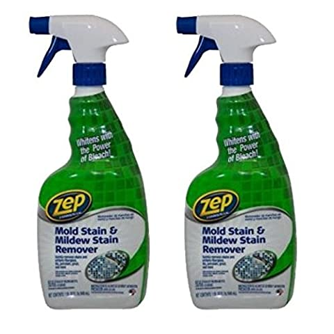 ZEP Mold Stain and Mildew Stain Remover by ZEP (Zep Stain Remover)