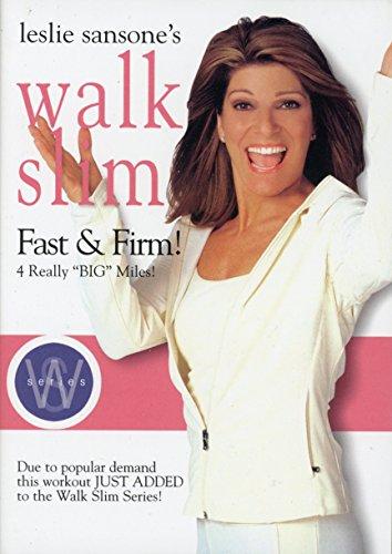Leslie Sansone's Walk Slim Series: Fast & Firm!