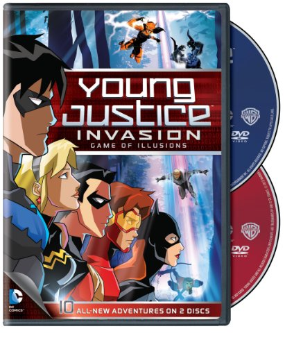 young justice season 2 part 2 - 1