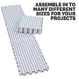 KnitIQ Blocking Mats for Knitting Premium Set