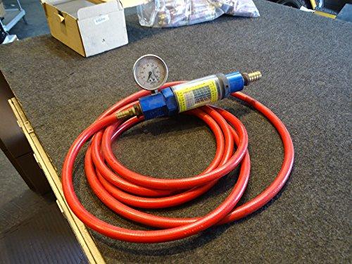 Hedland 779150 Flow Meter Pressure Tester 150PSI Max w/ Hose from Hedland