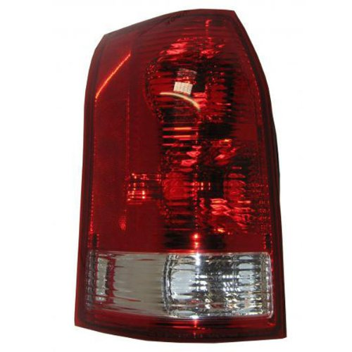 Saturn Vue Driver - 2002-2007 Saturn Vue Taillight Taillamp Rear Brake Tail Light Lamp Left Driver Side (2002 02 2003 03 2004 04 2005 05 2006 06 2007 07)