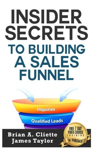 518Yo MvrfL - Insider Secrets To Building A Sales Funnel
