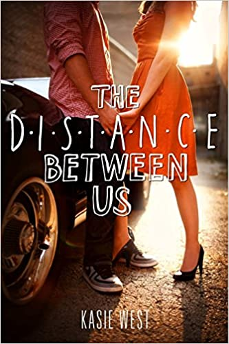 Resultado de imagen de portada the distance between us