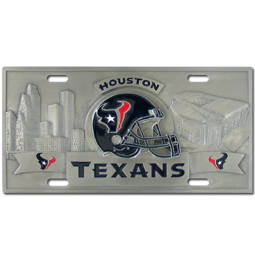 Siskiyou Houston Texans NFL Collector's Plate