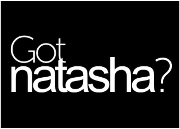 Idakoos Got Natasha? Bold Pack De Pegatinas X4 6