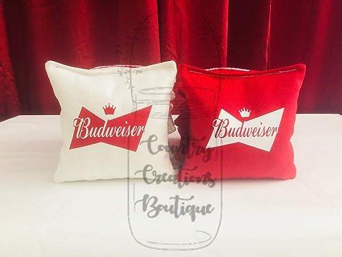 Cool Amazon Com Budweiser Cornhole Bags 8 Aca Regulation Beer Lamtechconsult Wood Chair Design Ideas Lamtechconsultcom