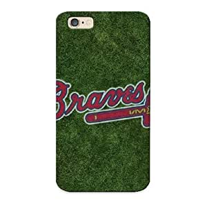 Goldenautumn Hot Tpye Atlanta Braves Case Cover For Iphone 6 For Christmas Day's Gifts