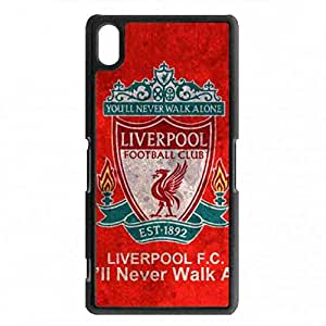 The Reds Sony Xperia Z2 Cover,Cover Of Sony Xperia Z2 Liverpool Football Club,Premier League Cover