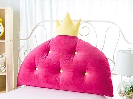 BJYG Almohada Cojín de la habitación de la Princesa Corona ...