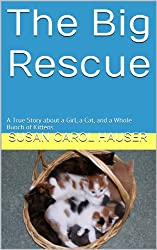 The Big Rescue: A True Story about a Girl, a Cat, and a Whole Bunch of Kittens