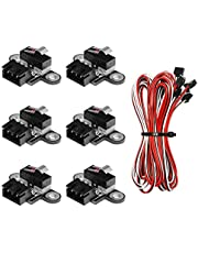 Genmitsu 6PCS Micro Limit Switches with 1M 3 Pin Cable for 3018-PROVer/3018-MX3