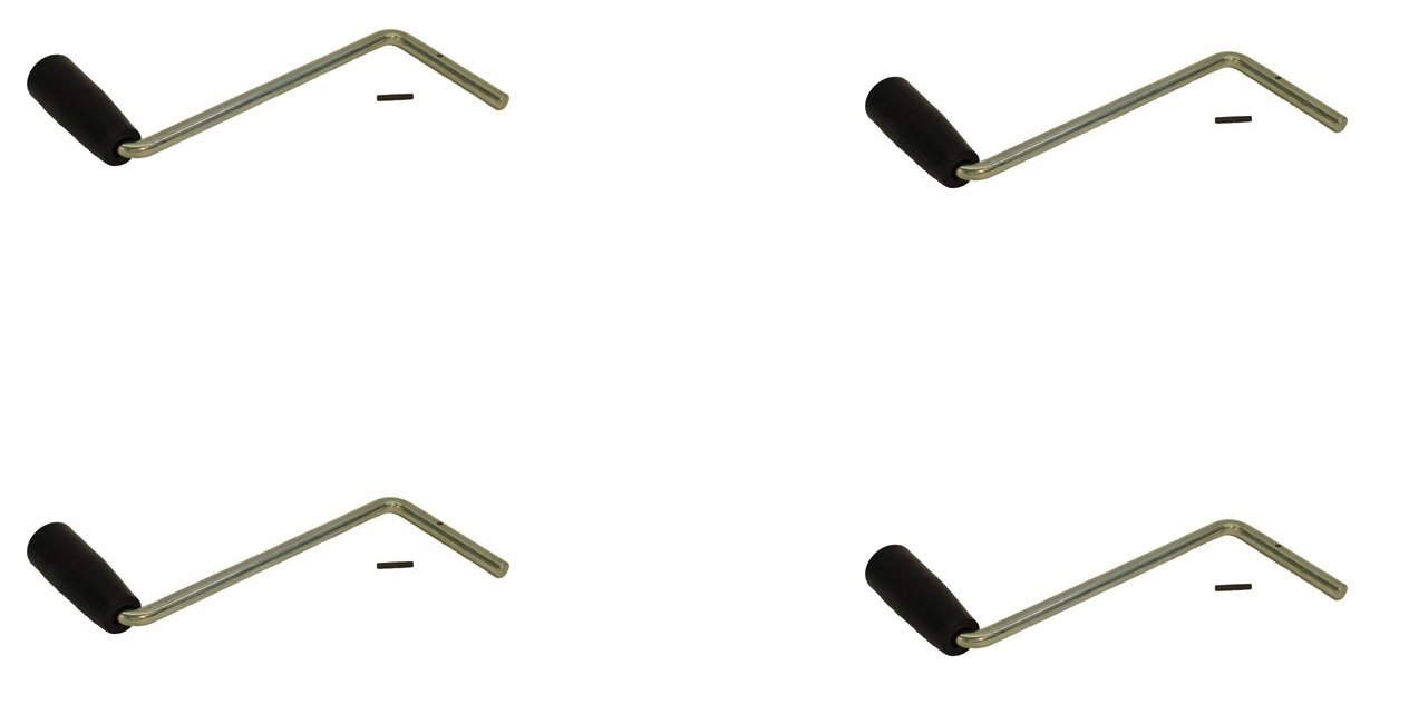 SIDE WIND REPLACEMENT HANDLE ASSEMBLY, Manufacturer: BUYERS, Manufacturer Part Number: 3005525A (4)