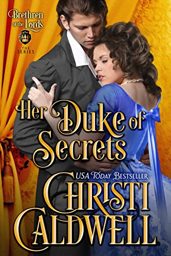Her Duke of Secrets (Brethren of the Lords Book 2) (English Edition)