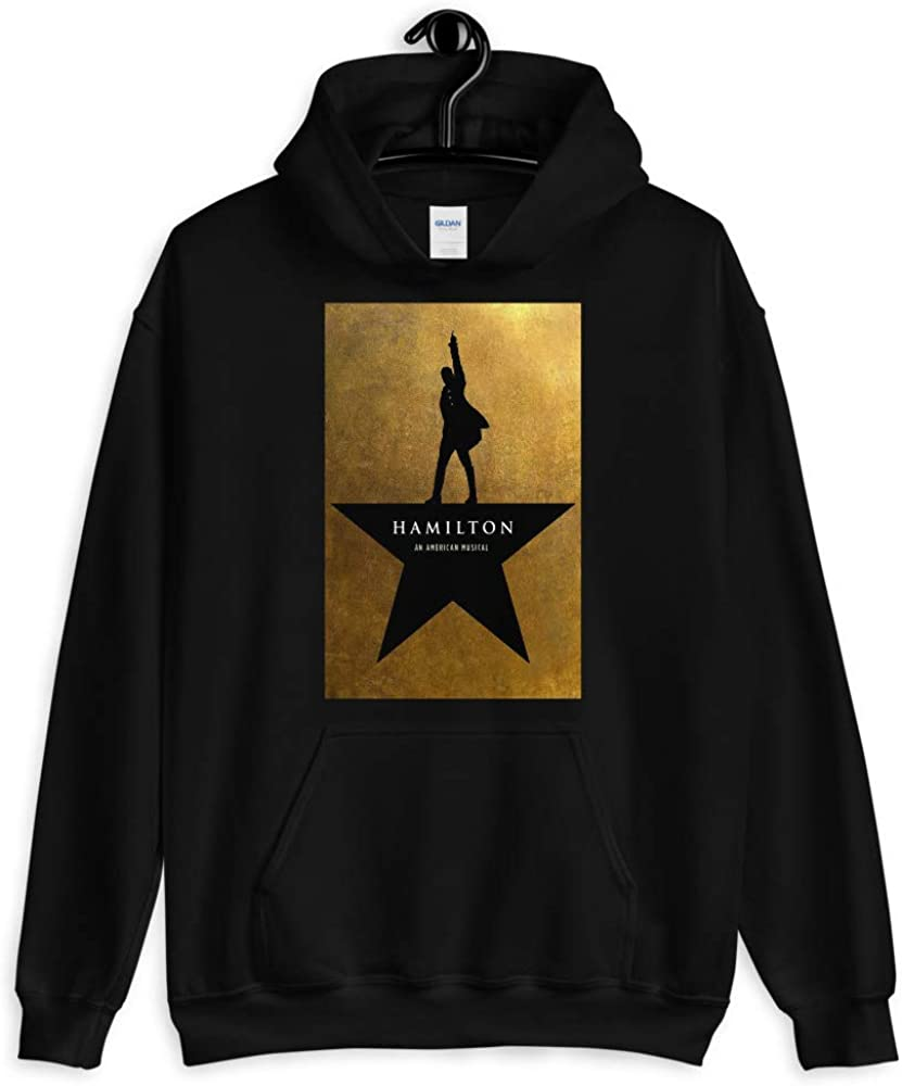 Hamilton The Musical Unisex Hoodie
