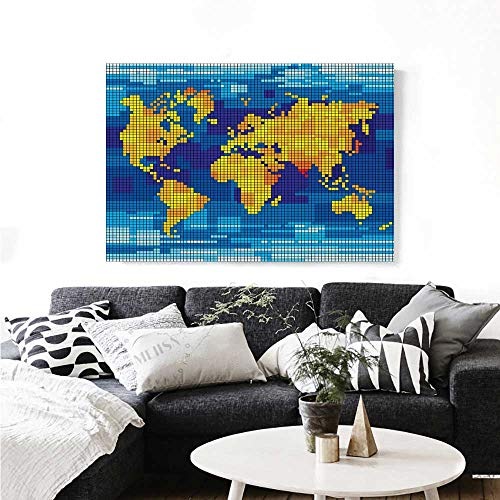 Digital Canvas Wall Art for Bedroom Home Decorations, used for sale  Delivered anywhere in Canada