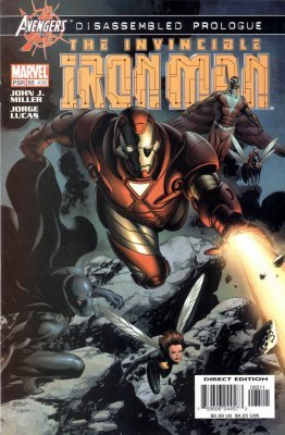 "Download Iron Man Vol.3 #85 ""The Avengers Appearance"" PDF"