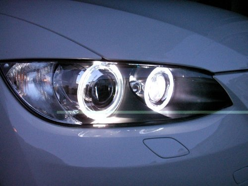 Amazon.com: GP Thunder H8 8500K 35W Xenon Plasma White Quartz Glass Bulbs (Ion coating) for Fog Light -High Beam - Cornerning Light for BMW Infiniti Lexus ...