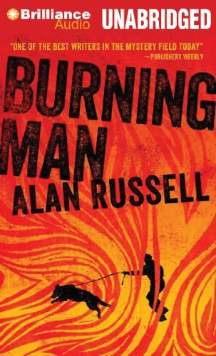 Read Online Burning Man (A Gideon and Sirius Novel) by Alan Russell (2012-12-11) ebook