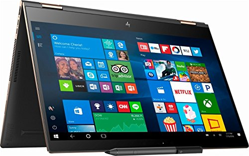 HP Spectre x360 - 15-ch011nr i7 15.6 inch IPS SSD Convertible Black