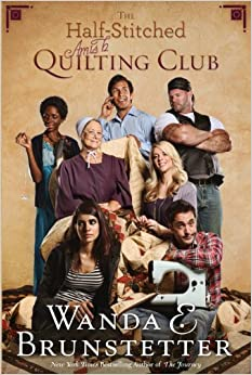 The Half-Stitched Amish Quilting Club (Thorndike Christian Fiction)