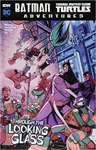 Amazon.com: Through the Looking Glass (Batman / Teenage ...