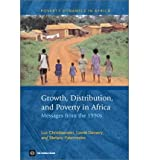 img - for [(Growth, Distribution and Poverty in Africa: Messages from the 1990s )] [Author: Lionel Demery] [Nov-2002] book / textbook / text book