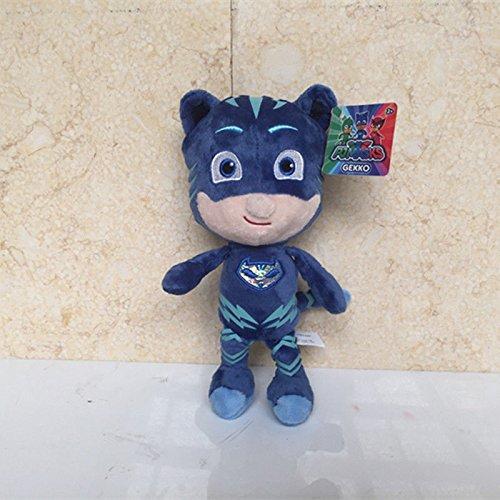Super Villains Costumes Uk (Just Play Masks Bean Catboy Plush 20CM)