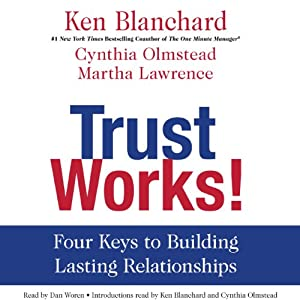 Trust Works! Audiobook