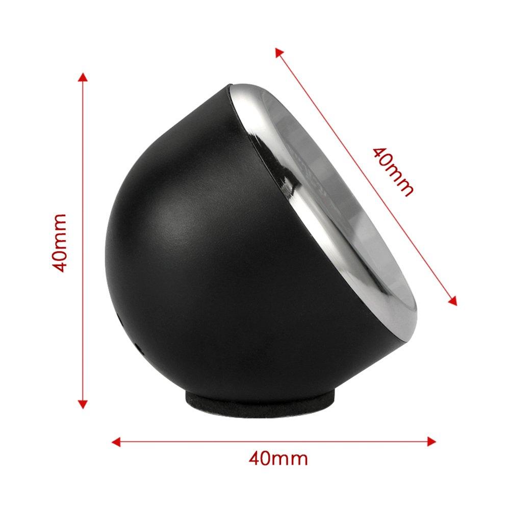 KKmoon Mini Voiture Digital Thermom/ètre D/écoration Haute Pr/écision Automobile Accessoires de Voiture /électronique