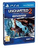 Uncharted 2: Among Thieves Remastered (PS4) (UK IMPORT)