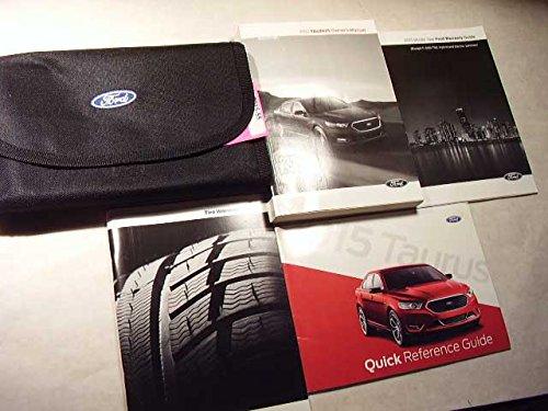 Download 2015 Ford Taurus Owners Manual pdf epub