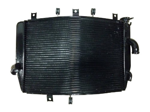 Ninja Radiator (KAWASAKI 2006 2007 NINJA ZX10R ZX1000D OEM REPLACEMENT RADIATOR (NEW))