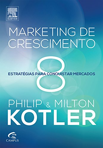 Marketing crescimento Estratégias conquistar mercados ebook