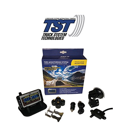 (Tst 507 Series 4 Sensor Tpms System with Color Display)