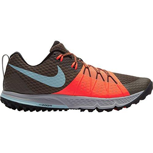 汚染湿度ジェームズダイソン(ナイキ) Nike Air Zoom Wildhorse 4 Trail Running Shoe メンズ ランニングシューズ [並行輸入品]